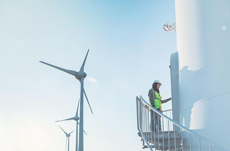 Wind Turbine Technician - Get Into Energy
