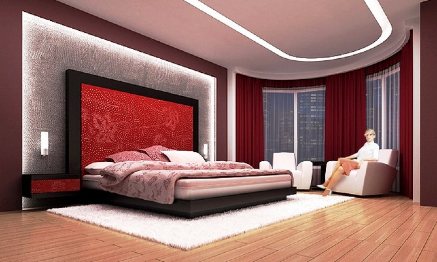 Home Design Bedroom Ideas Interior Design Center Inspiration