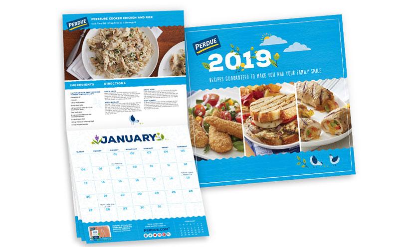 Get a FREE 2019 Perdue Chicken Recipe Calendar! \u2013 Get it Free