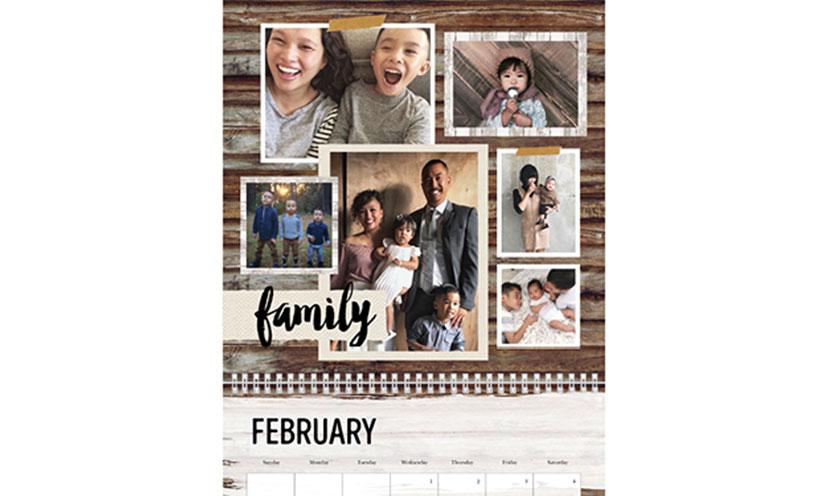 Get a FREE 2019 Photo Calendar at Shutterfly! \u2013 Get it Free