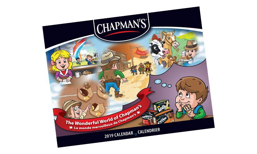 Get a FREE 2019 Chapman\u0027s Calendar! \u2013 Get it Free