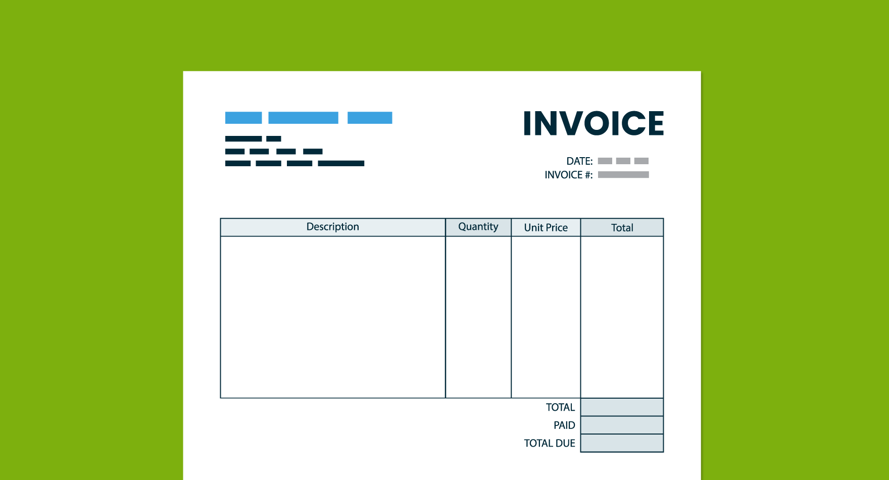 Invoice Software For Field Service Companies Jobber