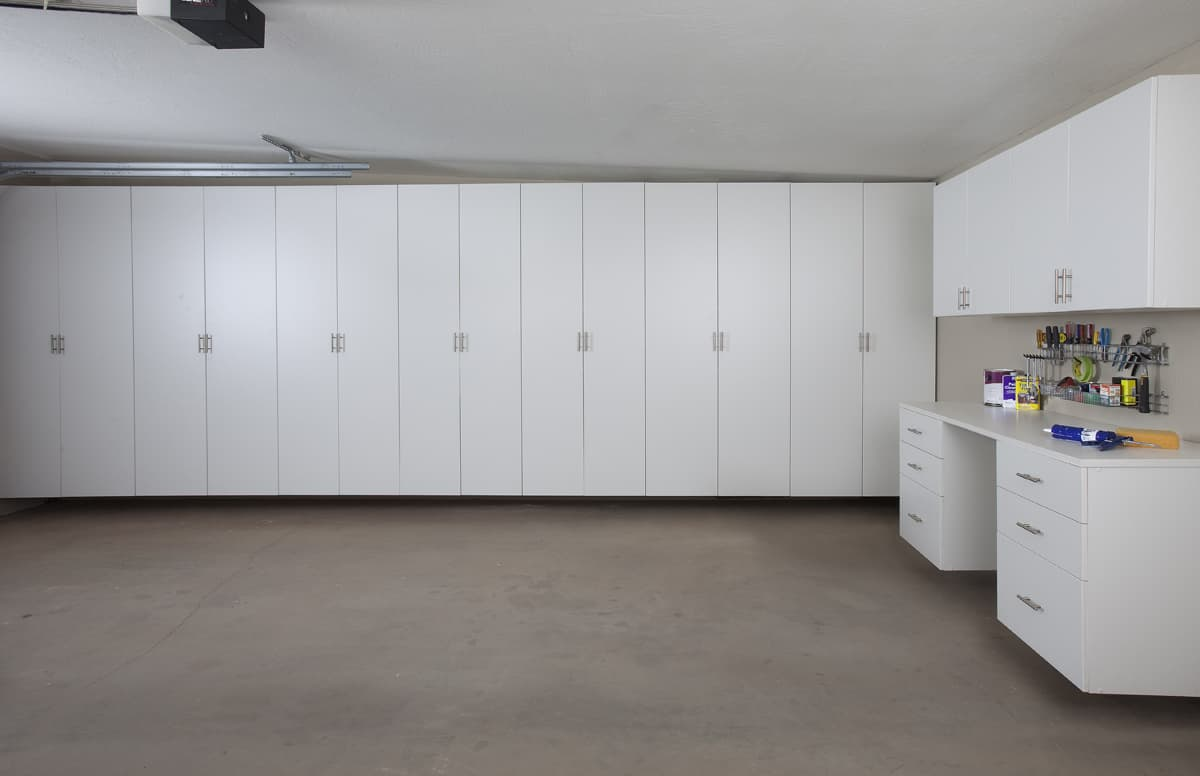 Garage Cabinets Reddit Make The Most Of Vertical Space In Your Garage Get
