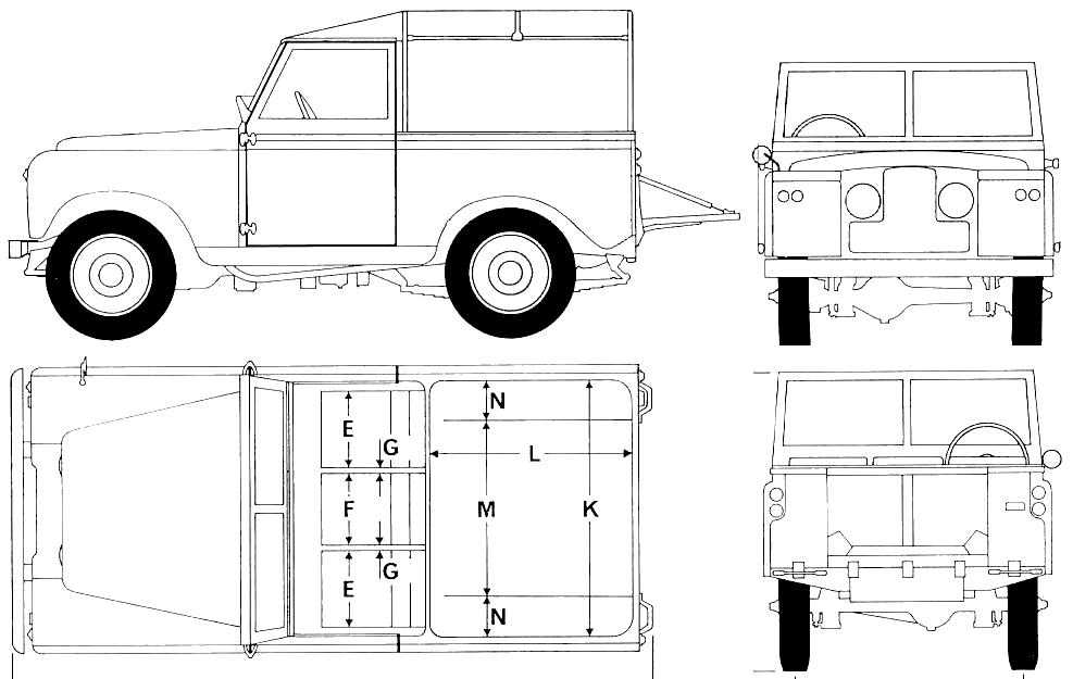 1970 land rover discovery