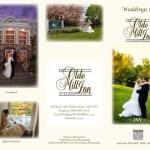 Tri Fold Brochure for the Olde Mill Inn