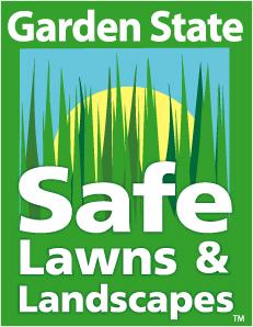logos for garden state safe lawns
