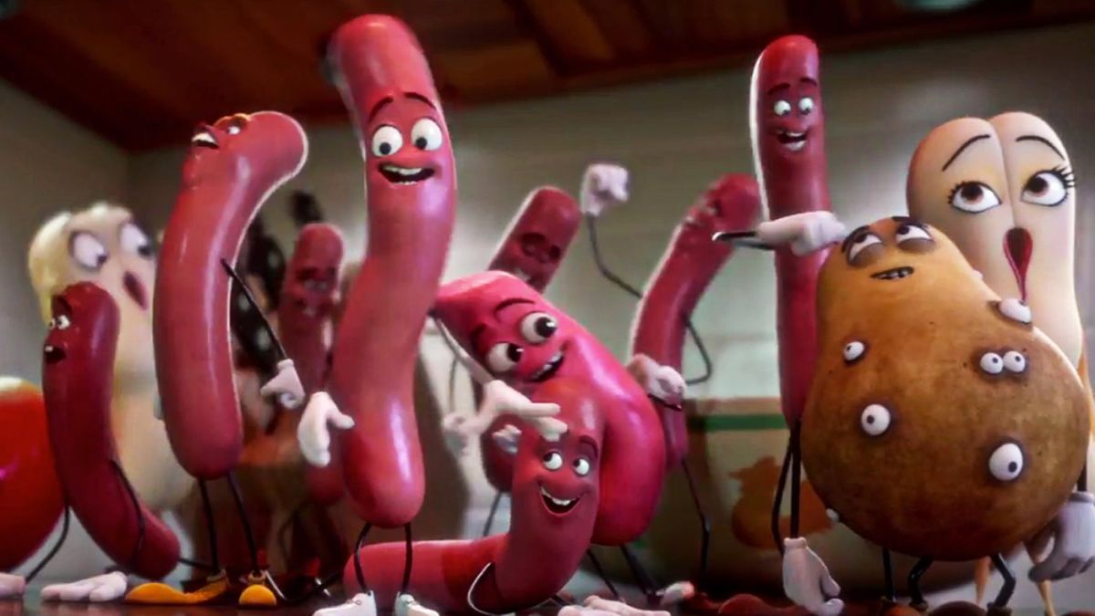 Sausage Party - Raunchy, but Smarter than Expected