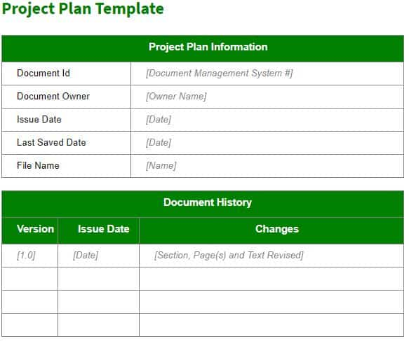 How To Create The Perfect Project Plan In 9 Easy Steps Project