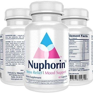 Does Nuphorin Provide Anxiety Relief? Nuphorin Reviews