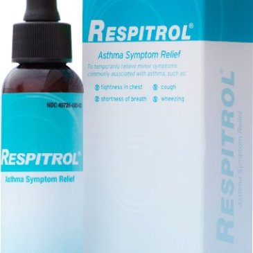 Respitrol for Asthma and Breathing Relief