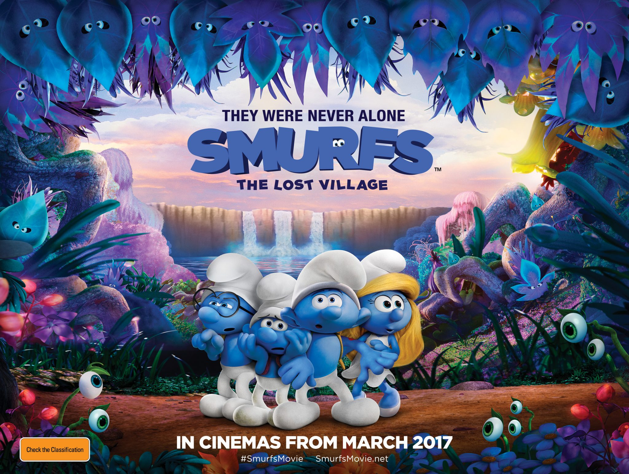 The Smurfs 2 3d Live Wallpaper Review Smurfs The Lost Village By Jonathan Evans Get