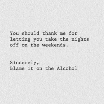 Weekends Off