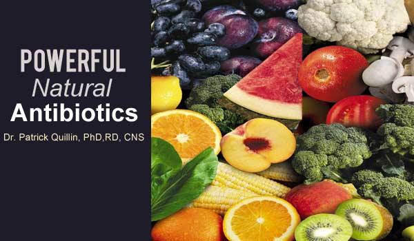 powerful natural antibiotics