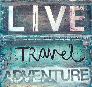 live travel adventure