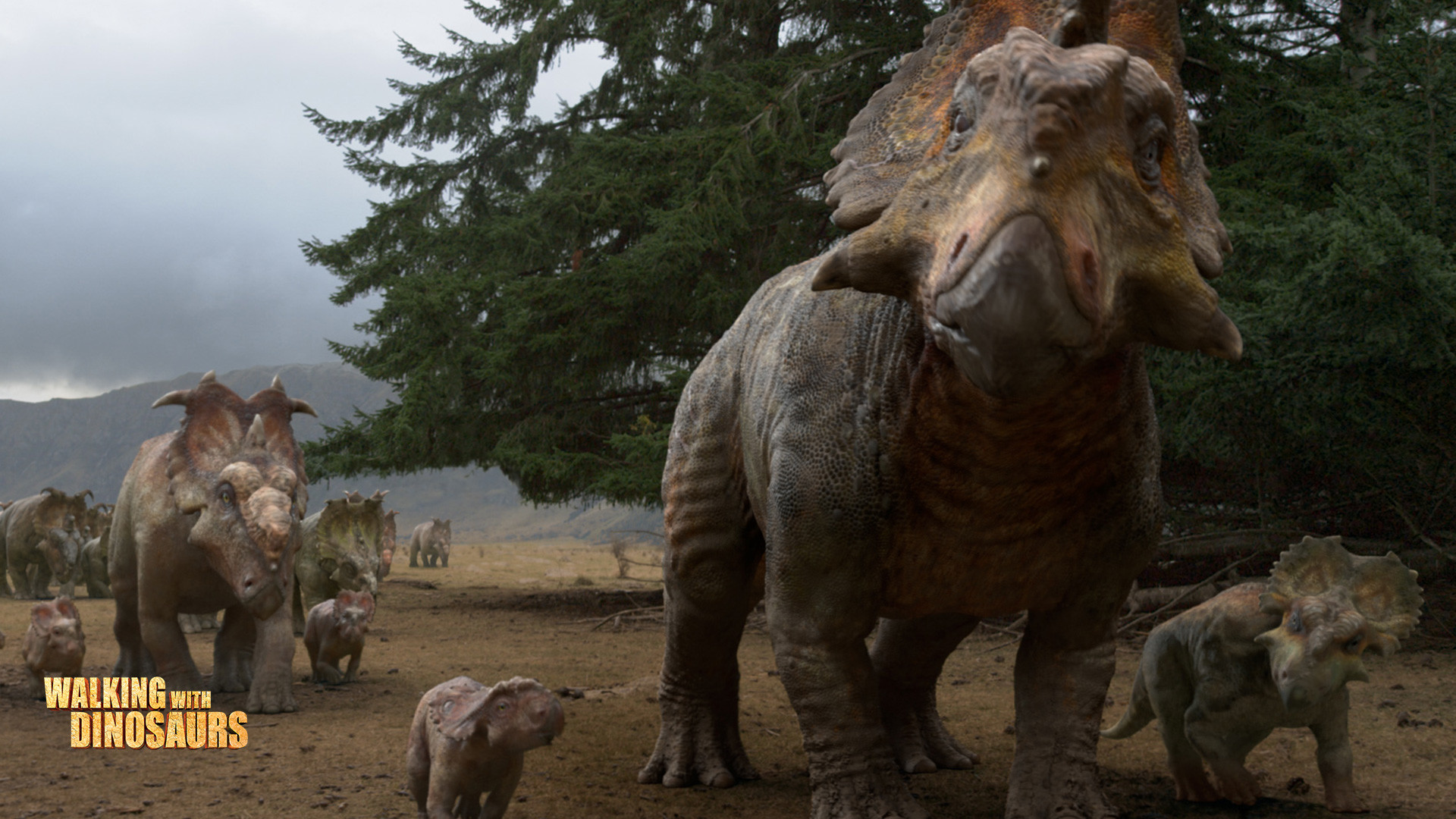 Walking With Dinosaurs 3d Wallpaper Dinosaurs Wallpapers 63 Images