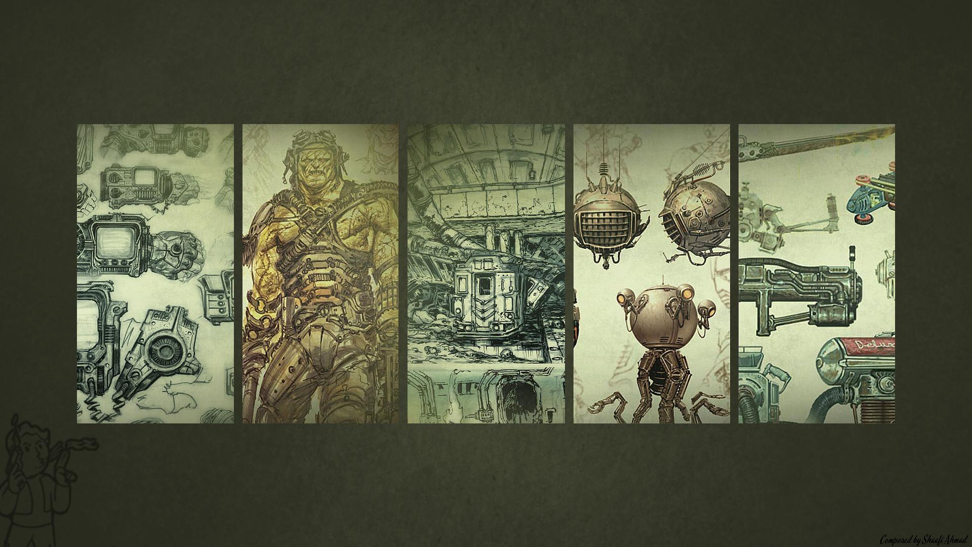 Fall Out Boy Mac Wallpaper Fallout Wallpaper 1920x1080 65 Images