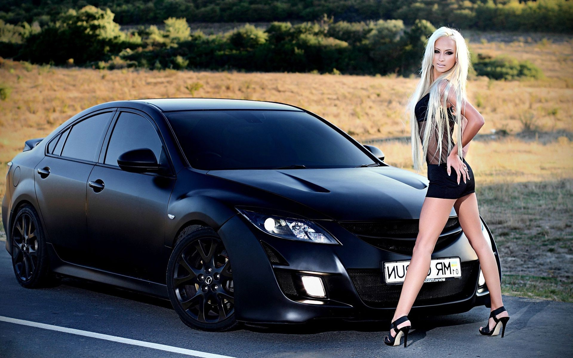 Muscle Car Wallpaper Iphone 6 Car Girl Wallpapers 71 Images
