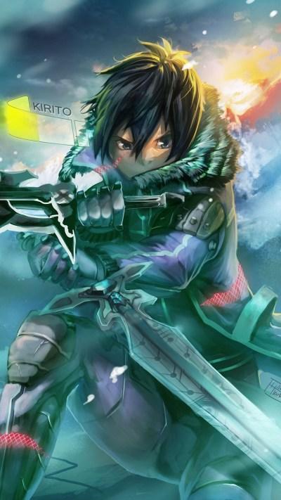 Sword Art Online Wallpaper Kirito (81+ images)