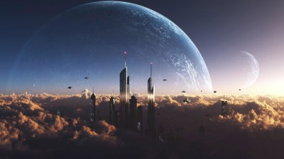 Sci Fi Backgrounds (73+ images)