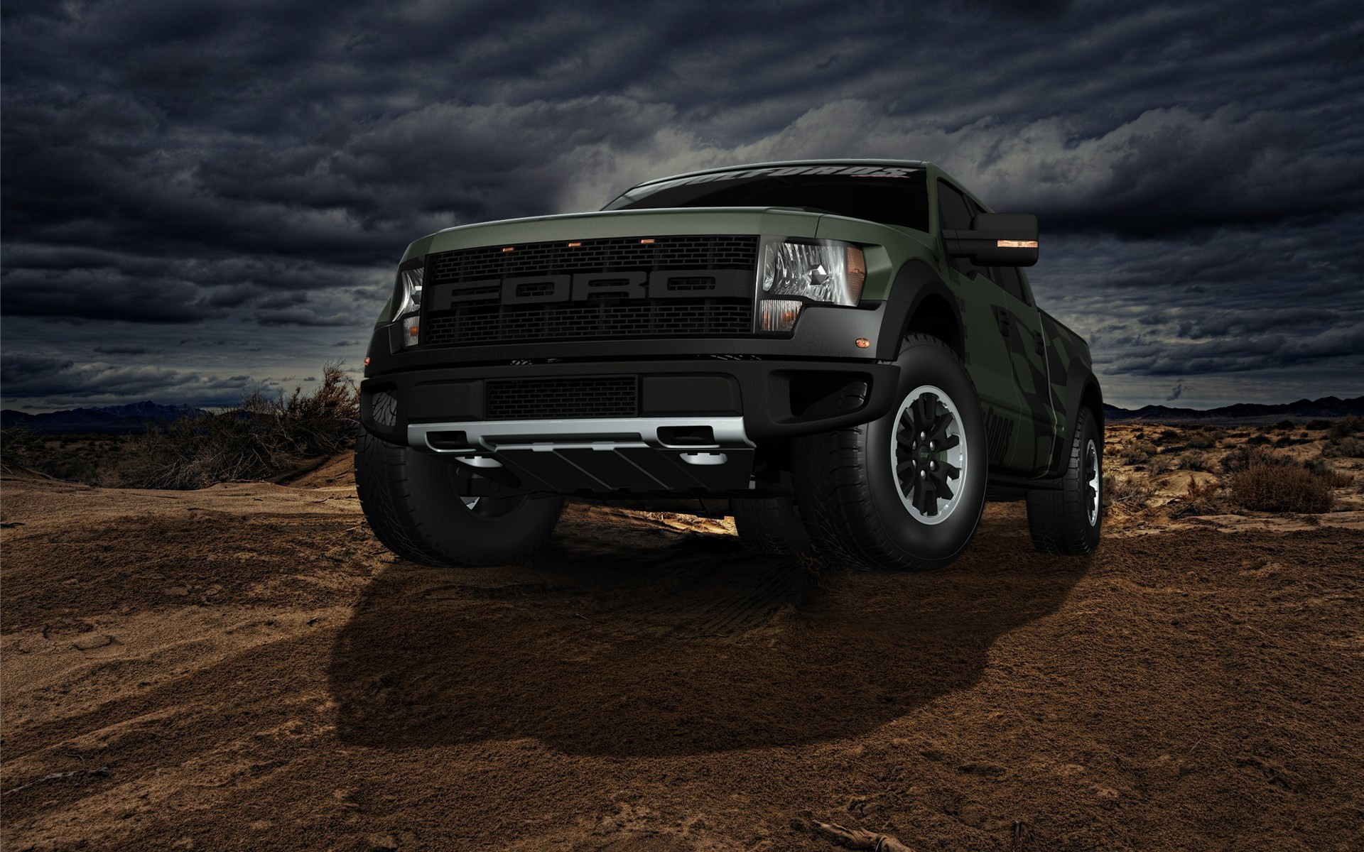 Lifted Truck Iphone Wallpaper 2018 Ford Raptor Wallpaper 70 Images