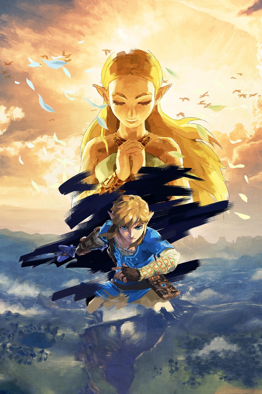 Iphone Wallpaper Japanese Art Zelda Live Wallpaper 70 Images