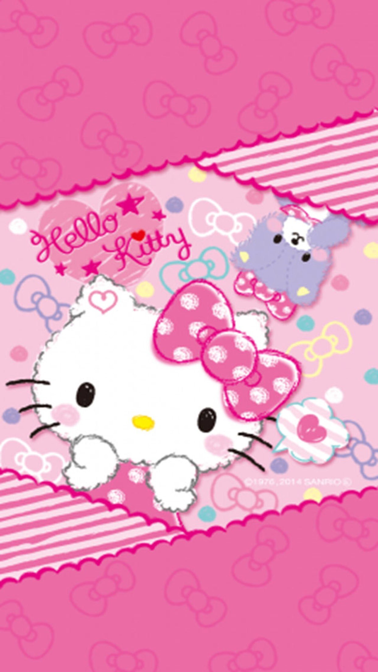Cute Sanrio Wallpapers Baby Hello Kitty Wallpaper 40 Images