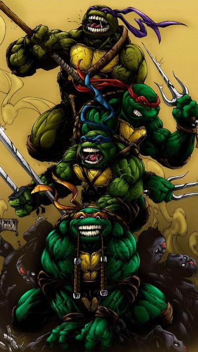 Ninja Turtles Wallpaper (72+ images)
