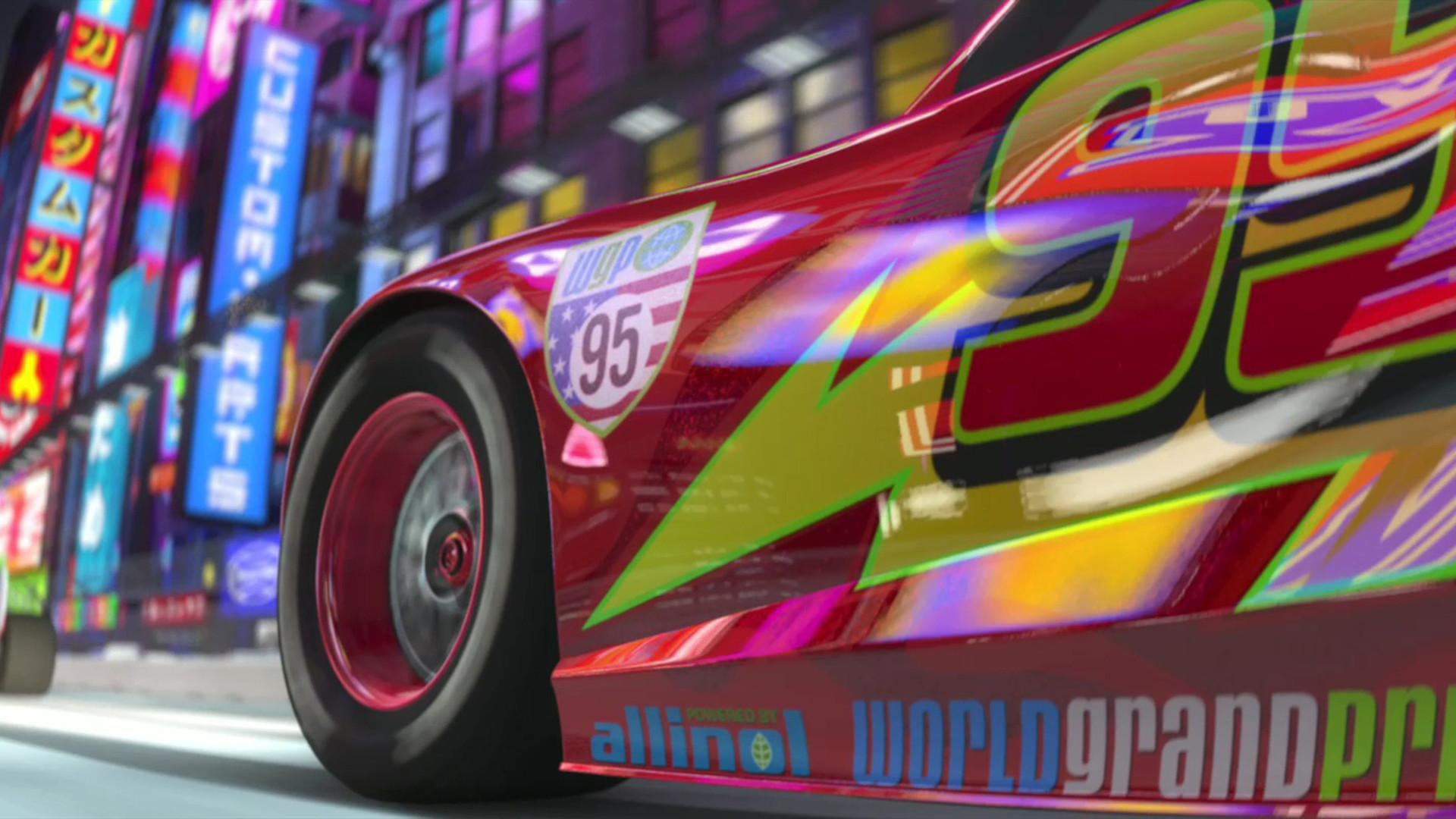 Disney Pixar Cars Mural Wallpaper Disney Cars Wallpapers 51 Images