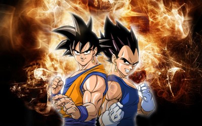 Super Saiyan 4 Goku and Vegeta Wallpapers (60+ images)