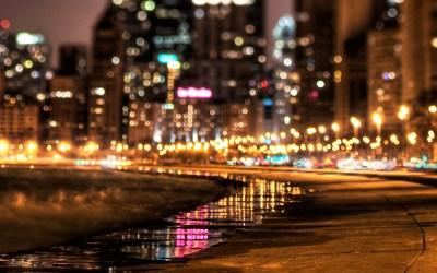 Street Wallpaper HD Night City (66+ images)