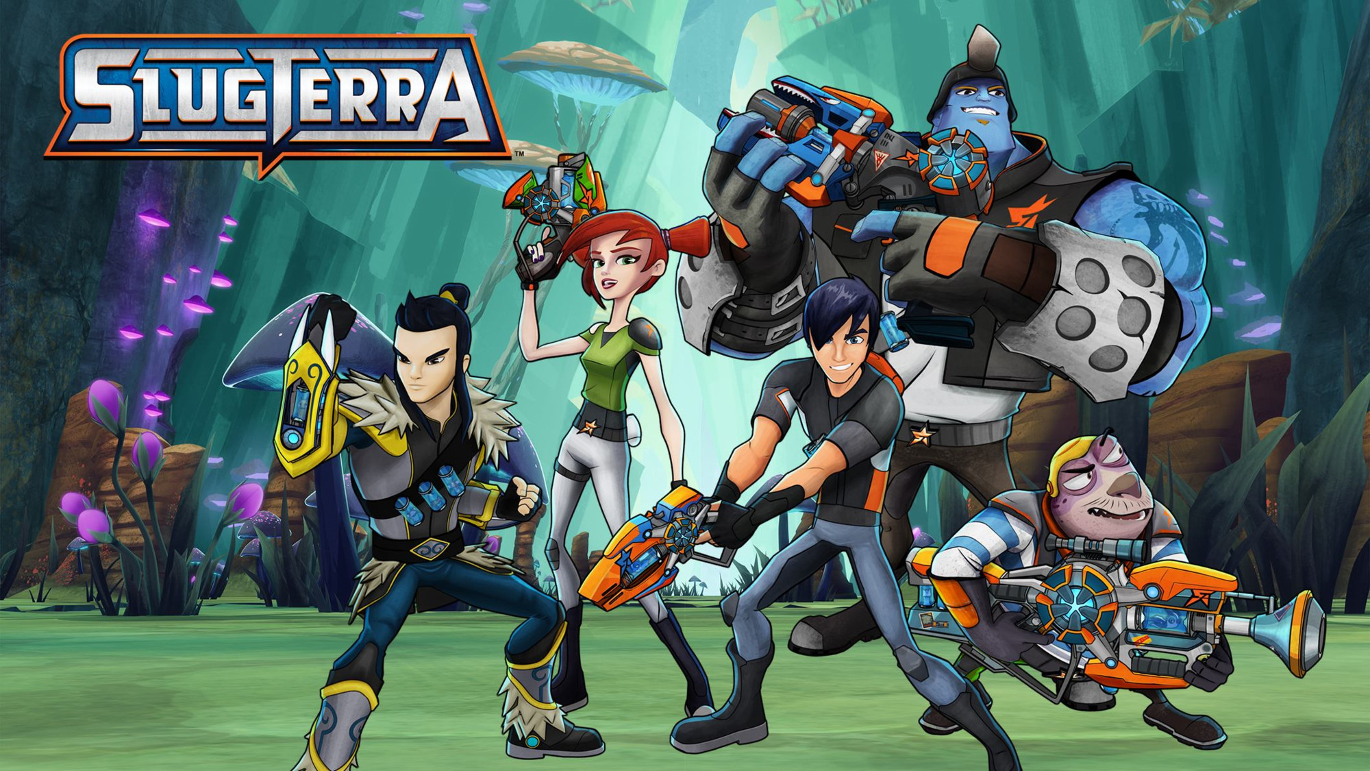 Porno Hd En La Cocina Slugterra Wallpapers 85 43 Images