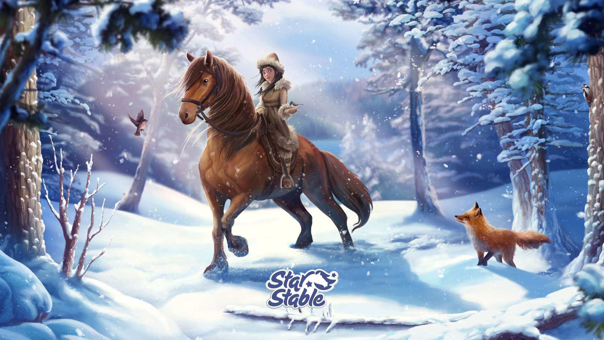 3d Movies Wallpapers Free Download Star Stable Wallpapers 65 Images