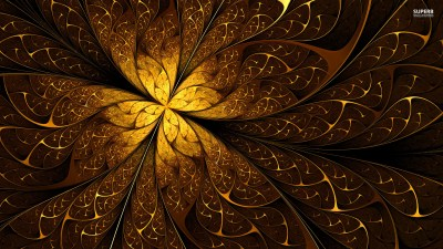 Black and Gold Abstract Wallpaper (57+ images)