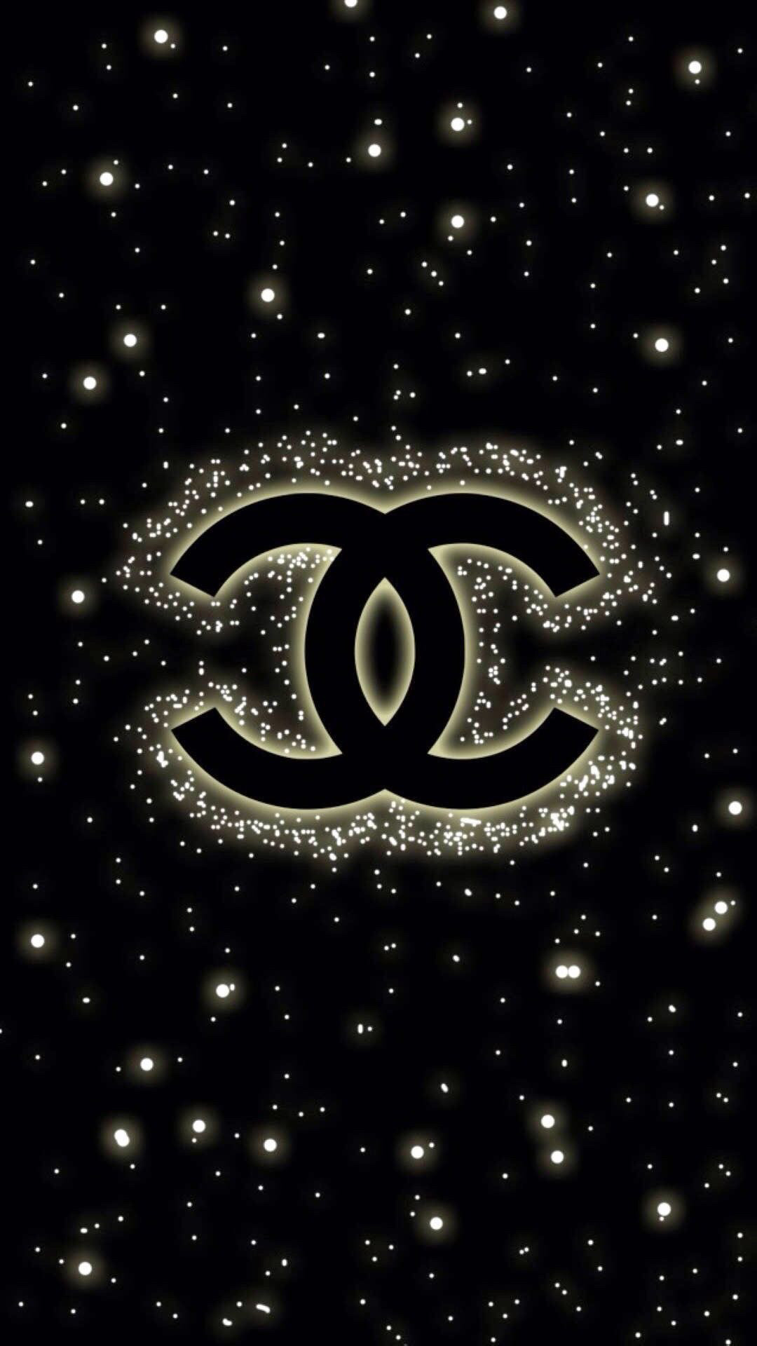 Coco Chanel Iphone Wallpaper Chanel Logo Wallpaper 65 Images