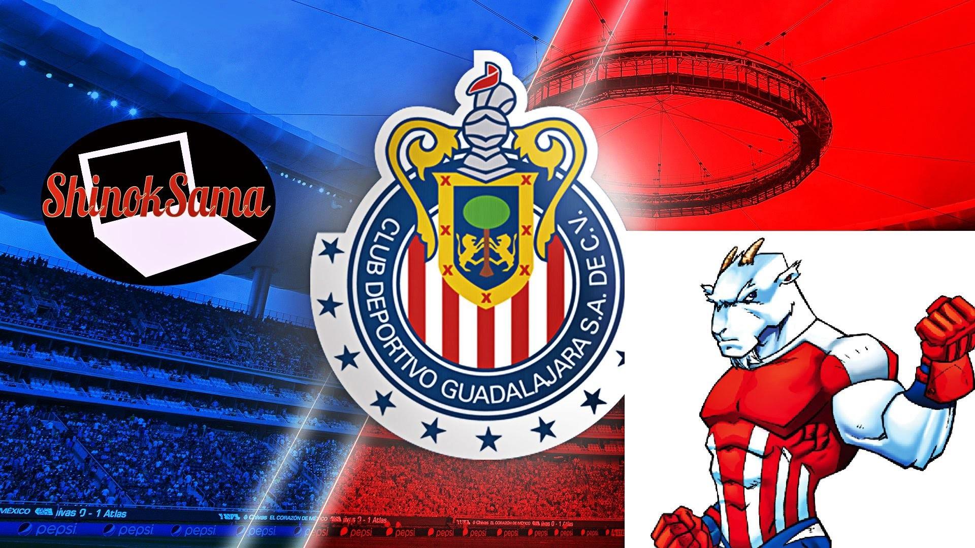 Deadpool Logo Wallpaper Hd Chivas De Guadalajara Wallpapers 66 Images