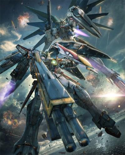 Gundam Wing Zero Custom Wallpaper (46+ images)