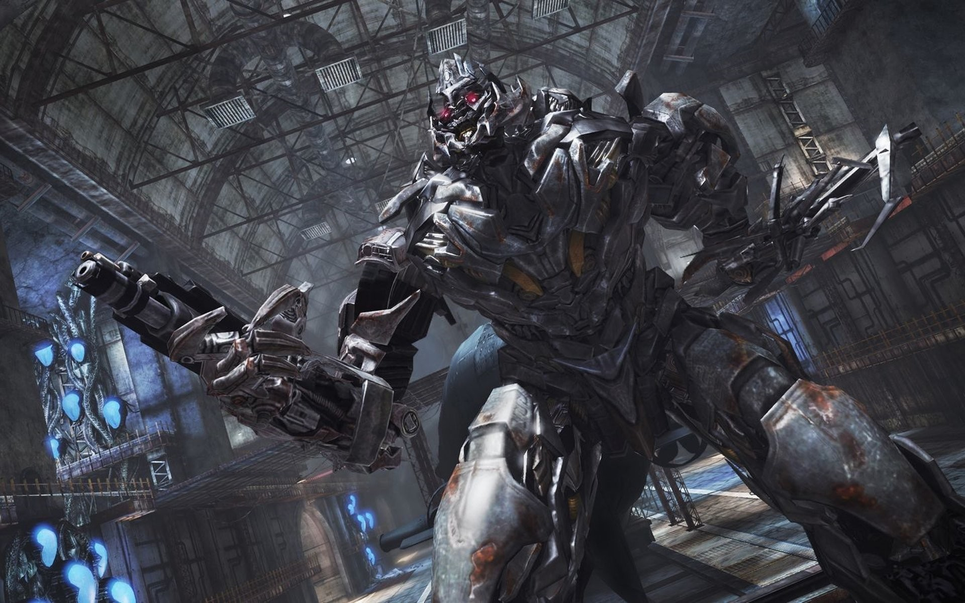 Transformers Fall Of Cybertron 4k Wallpaper Megatron Wallpapers 61 Images