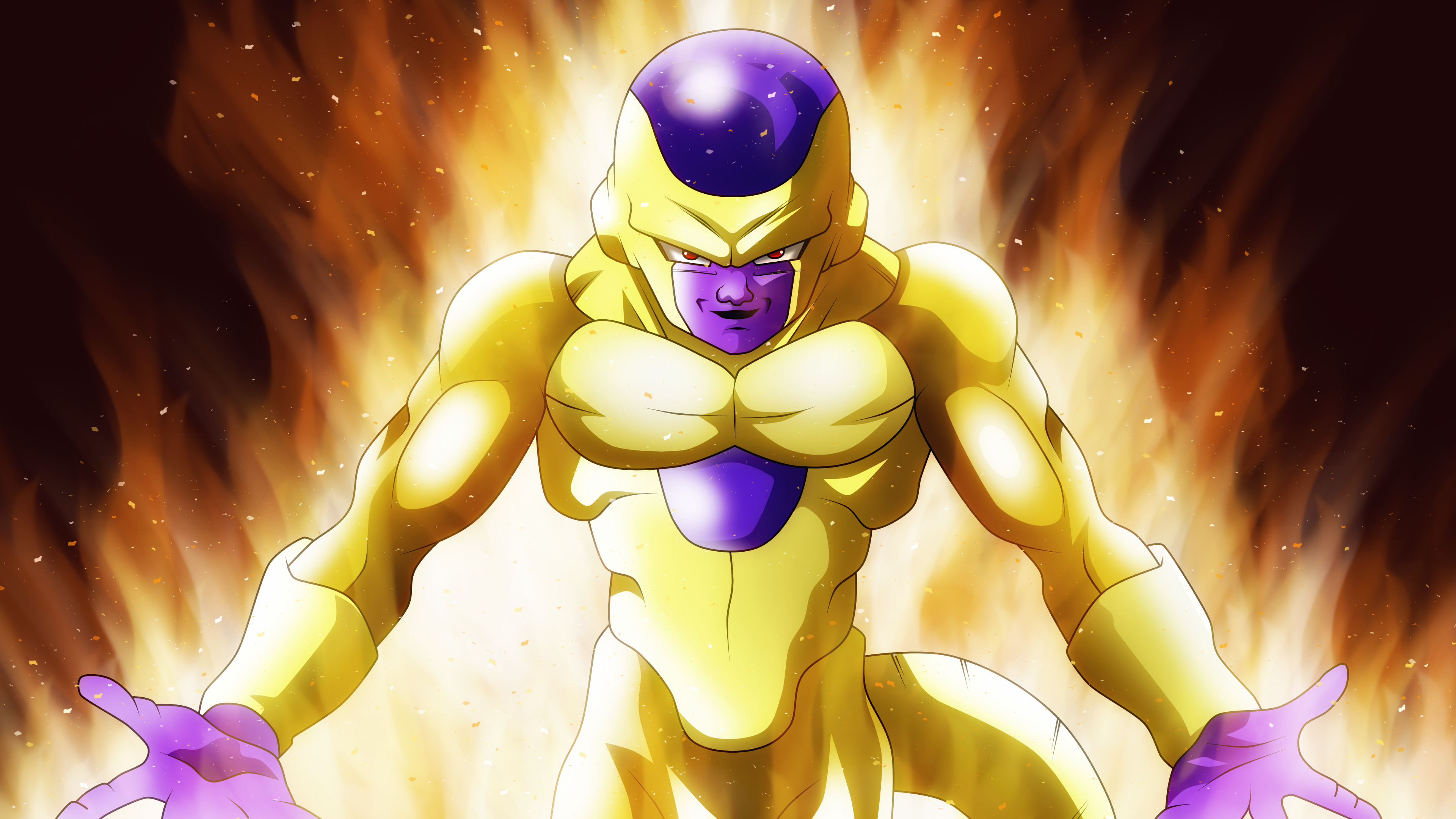 Dbz 3d Wallpapers Frieza Wallpaper 57 Images