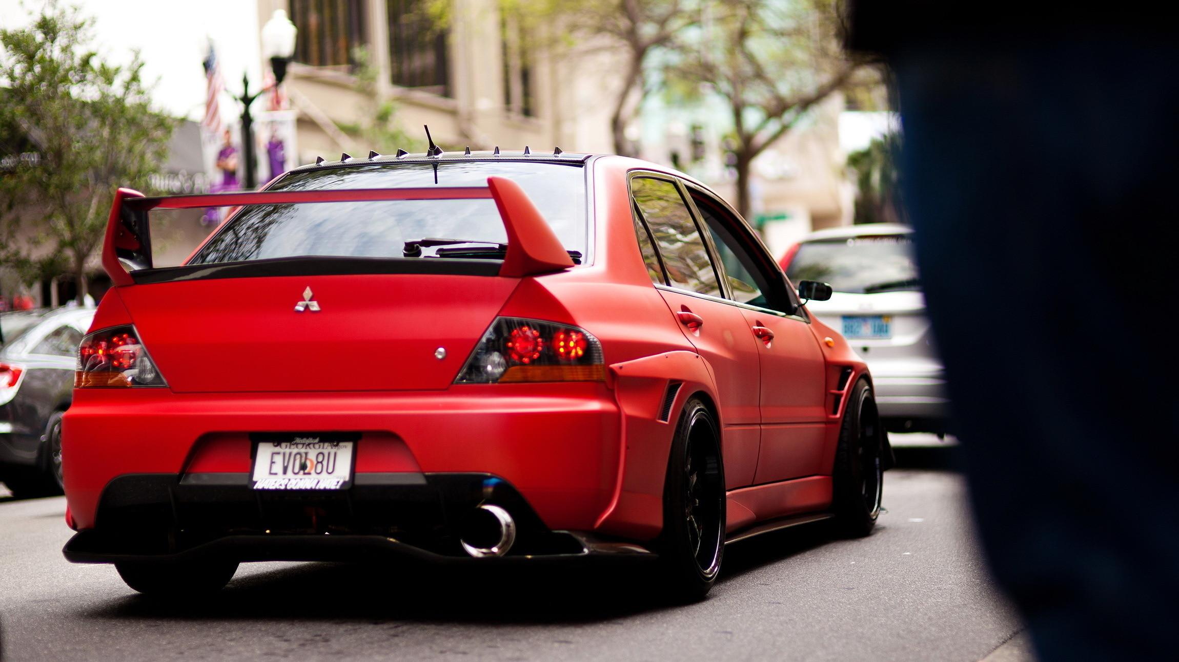 Devil 16 Car Wallpaper Mitsubishi Evo 8 Wallpaper 53 Images