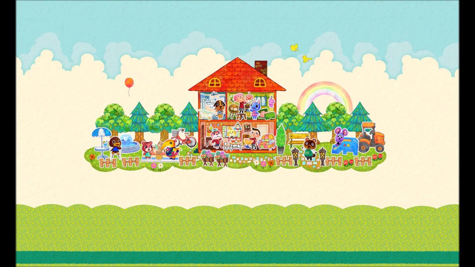 Full Hd Cute Boy Wallpaper Animal Crossing Desktop Wallpaper 80 Images