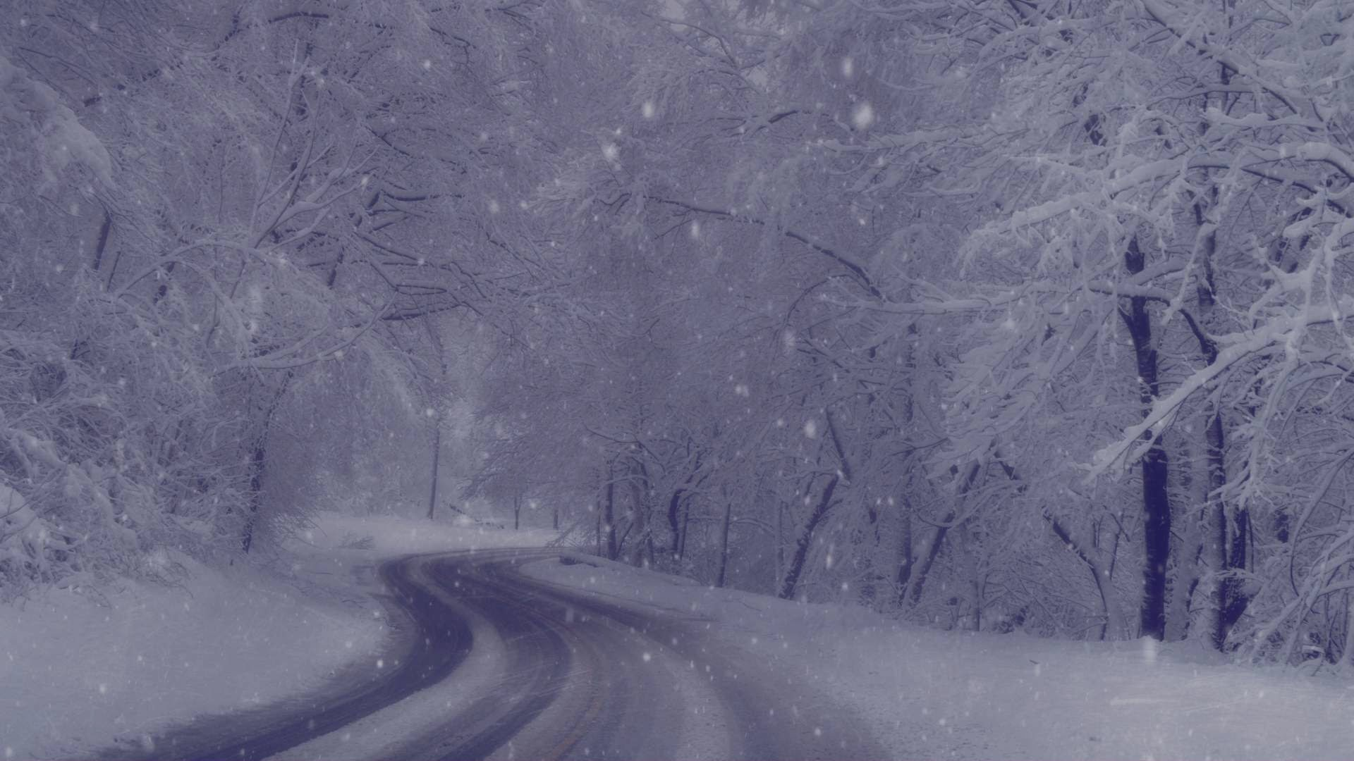 Snow Falling Wallpaper For Ipad Winter Wonderland Background 44 Images