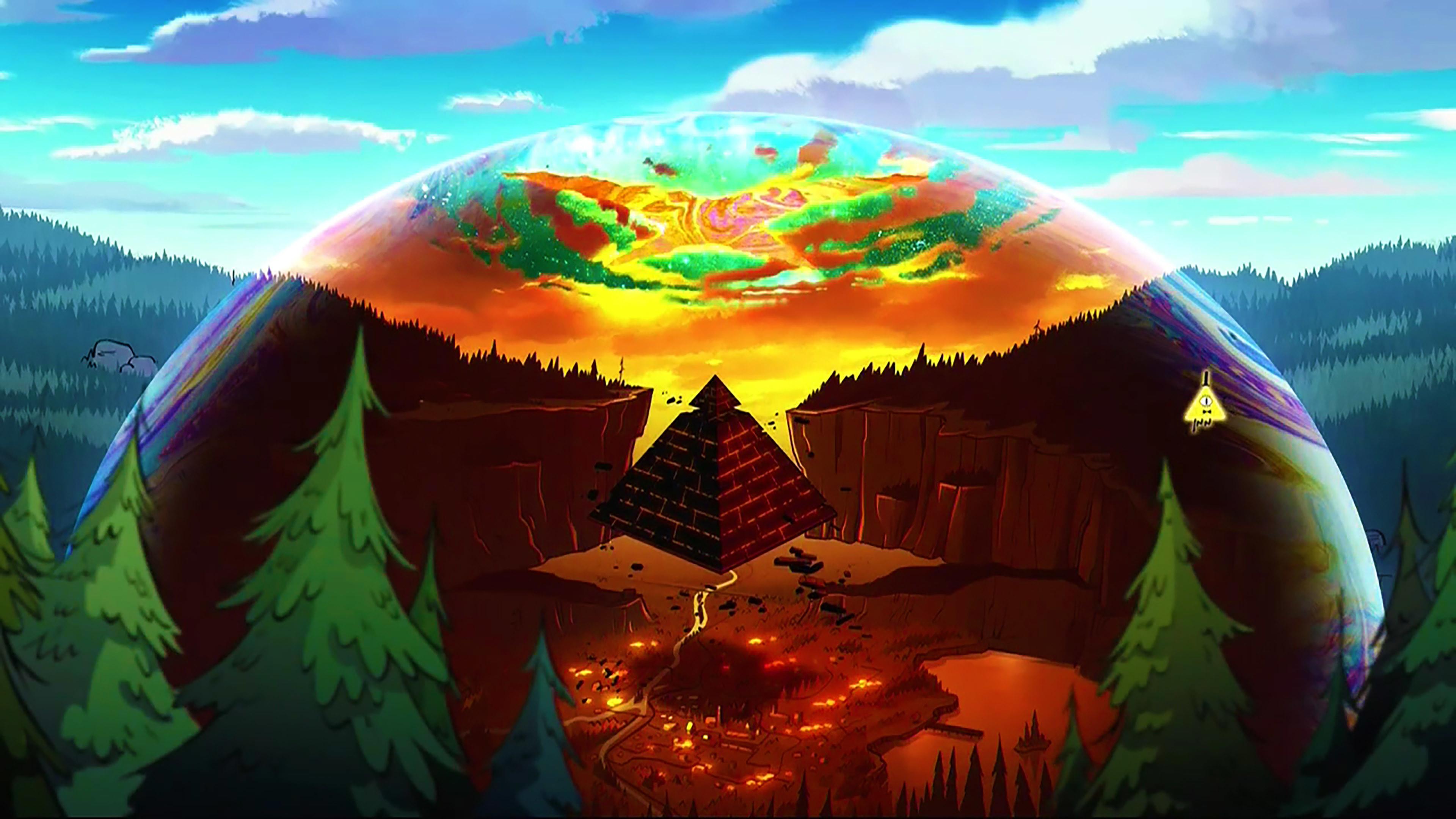 3d Live Wallpaper Mobile9 Gravity Falls Hd Wallpaper 65 Images