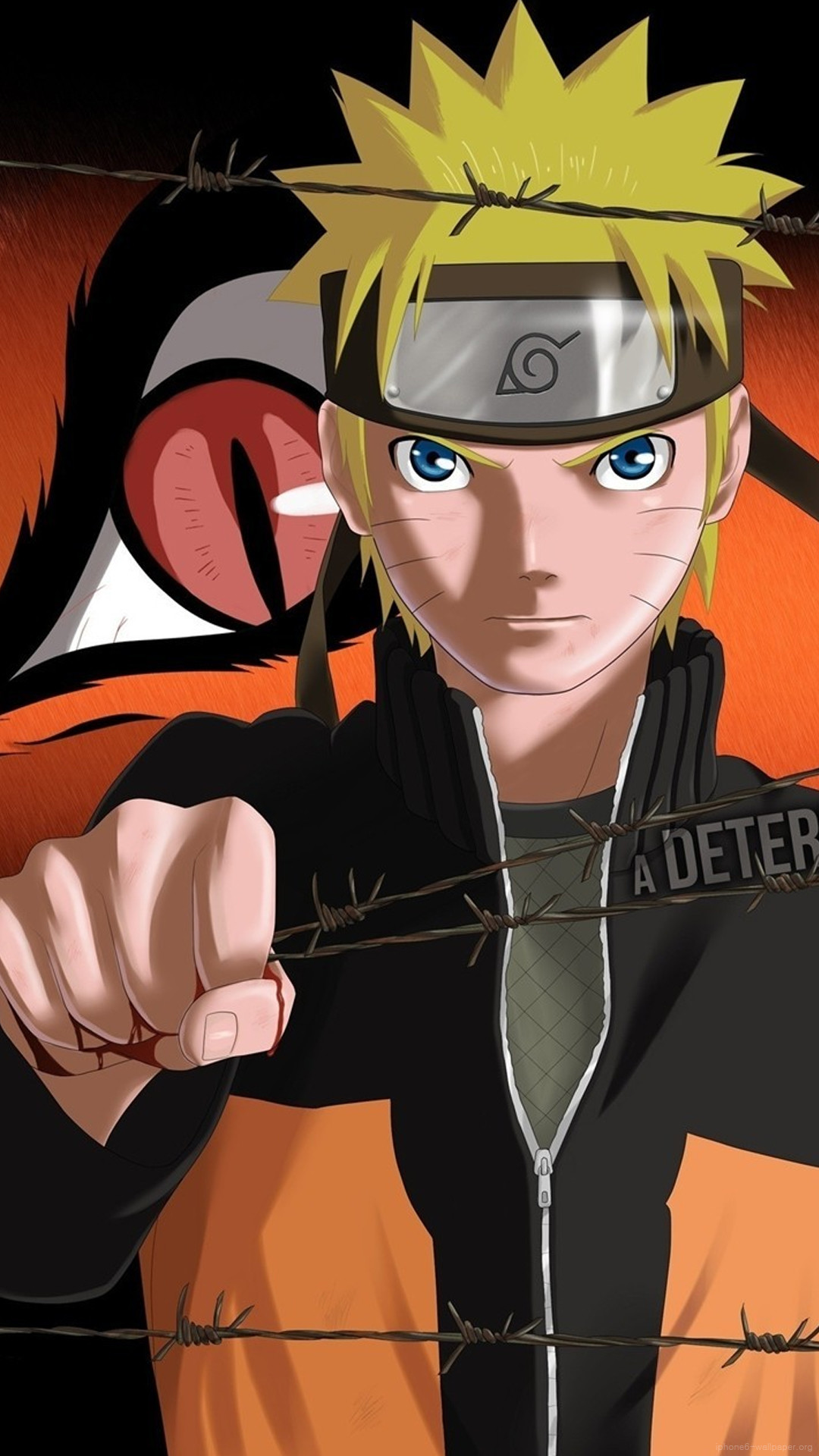 Sharingan Live Wallpaper Iphone X Naruto Wallpapers Hd For Iphone 77 Images