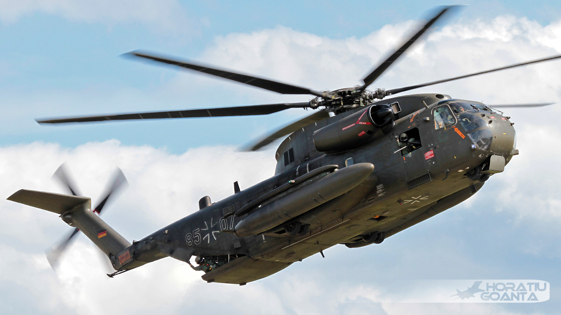 Helicopter Full Hd Wallpaper Luftwaffe Wallpaper 65 Images