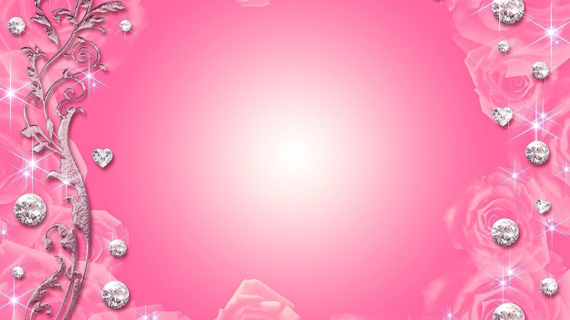 Pusheen Iphone Wallpaper Cute Sparkle Pink Wallpaper 56 Images
