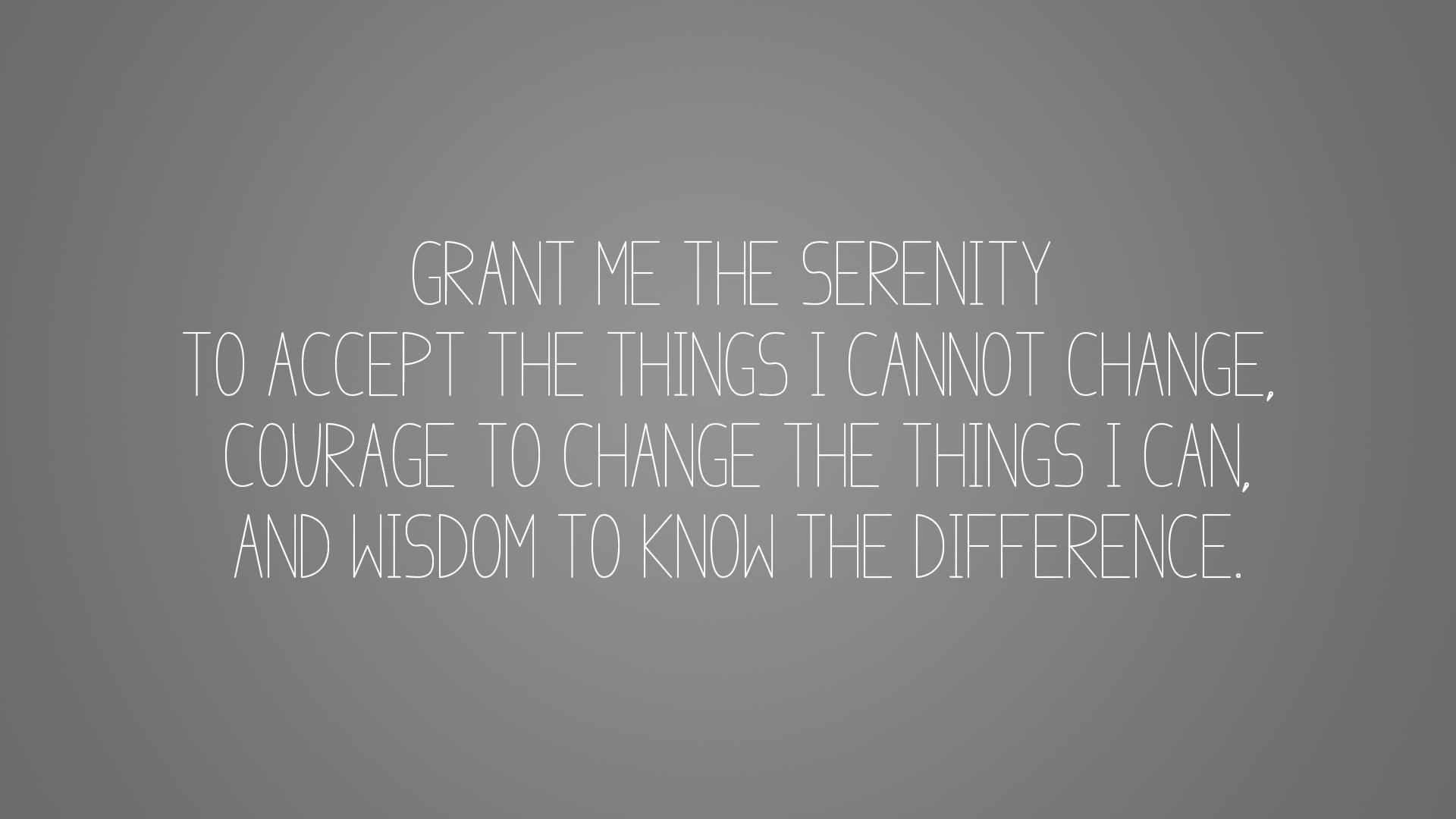 Athiest Quotes Wallpapers Hd Serenity Prayer Wallpaper Screensaver 50 Images
