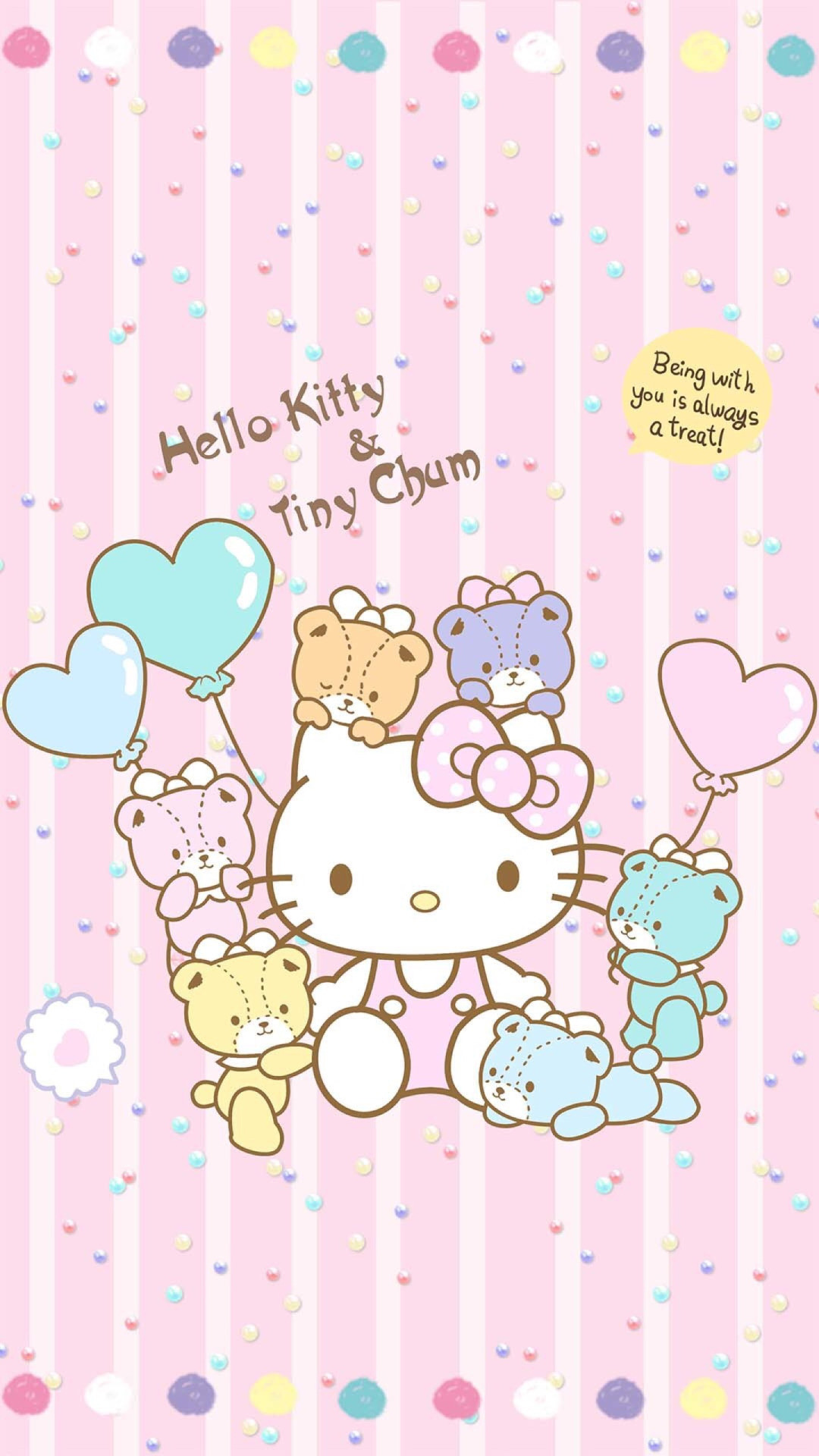 Cute Kitty Wallpaper Desktop Cute Wallpapers Of Hello Kitty 60 Images