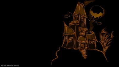 3D Haunted House Wallpaper (59+ images)