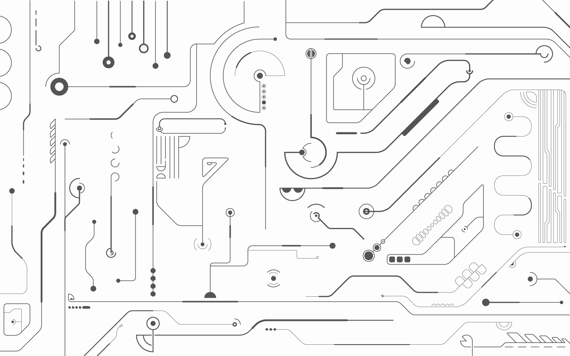 circuit pcb wallpaper 1920x1200 circuit pcb