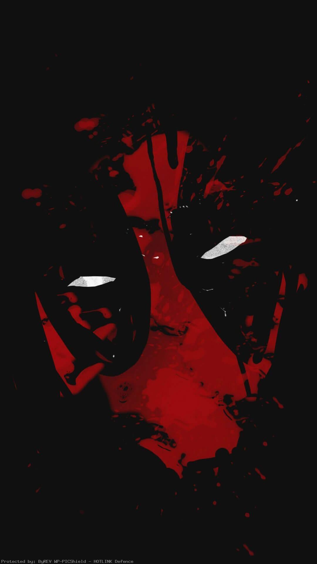 Deadpool Hd Wallpaper Iphone 3d Deadpool Logo Wallpaper 76 Images